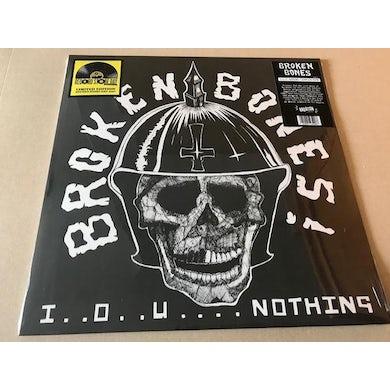 LP - I...O...U.. Nothing + Live 100 Club (Vinyl)