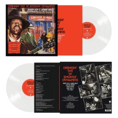 Buddy Guy & Junior Wells LP - Drinkin' Tnt 'N' Smokin' Dynamite (Vinyl)