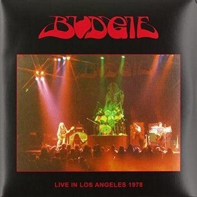 Budgie LP - Live In Los Angeles 1978 (Vinyl)