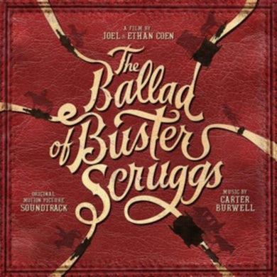 LP - The Ballad Of Buster Scruggs - Original Soundtrack (Vinyl)