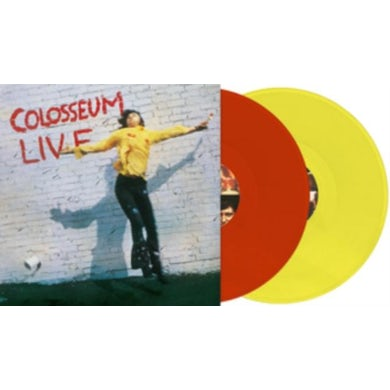 LP - Live (Red and Yellow Vinyl)