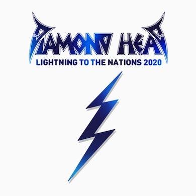 LP - Lightning To The Nations 2020 (Vinyl)