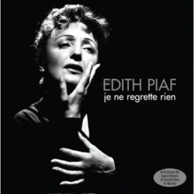 LP - Je Ne Regrette Rien (Clear Vinyl)