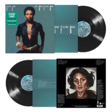 Eloise Laws LP - Ain't It Good Feeling Good (Vinyl)