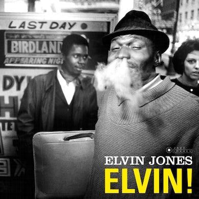 LP - Elvin! (Deluxe Edition) (Vinyl)