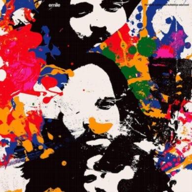 Emile LP - The Black Spider / Det Kollektive Selvmord (Coloured Vinyl)