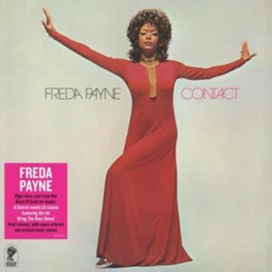 LP - Contact (Vinyl)