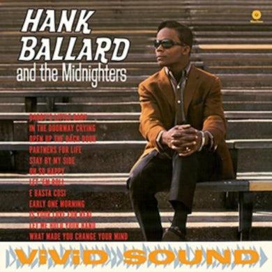 LP - Hank Ballard And The Midnighters (Vinyl)