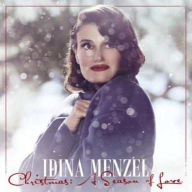 Idina Menzel LP - Christmas - A Season Of Love (Vinyl)