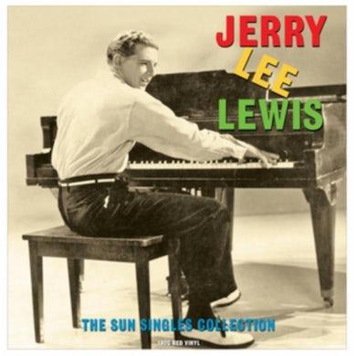 LP - Sun Singles (Red Vinyl)