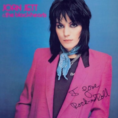 Joan Jett & The Blackhearts LP - I Love Rock 'N' Roll (Vinyl)
