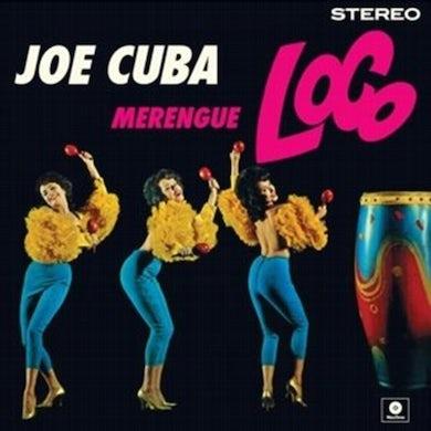 LP - Merengue Loco (Vinyl)