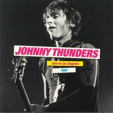 Johnny Thunders LP - Live In Los Angeles 1987 (Rsd 2021) (Vinyl)