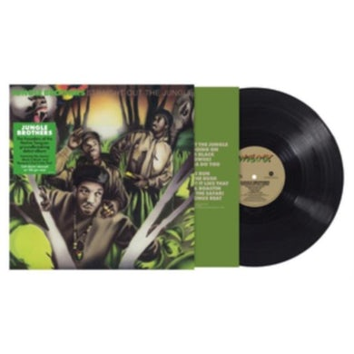 LP - Straight Out The Jungle (Vinyl)
