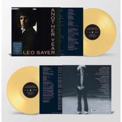 Leo Sayer LP - Another Year (Coloured Vinyl)