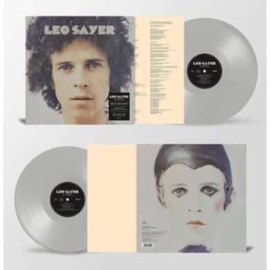 Leo Sayer LP - Silverbird (Coloured Vinyl)