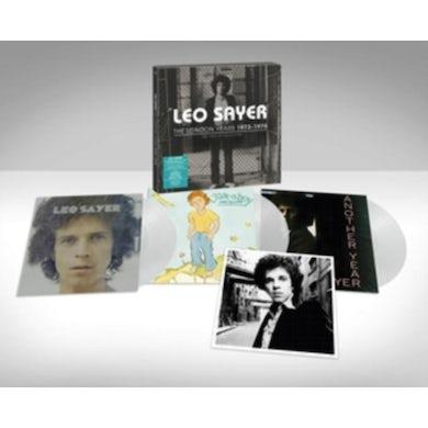 Leo Sayer LP Box Set - The London Years 1973-1975 (Vinyl)