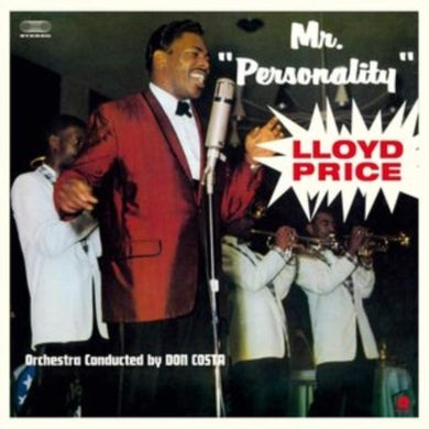 LP - Mr 'Personality' (Vinyl)