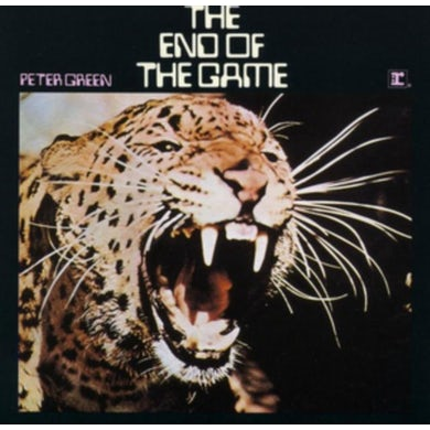 LP - The End Of The Game (White Vinyl)