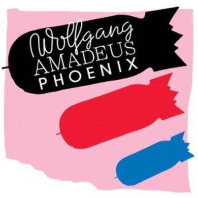 Phoenix LP - Wolfgang Amadeus Phoenix (Vinyl)