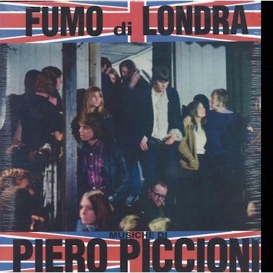 LP - Fumo Di Londra - Original Soundtrack (Vinyl)
