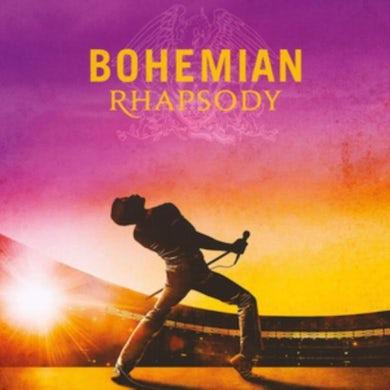 Queen LP - Bohemian Rhapsody - Original Soundtrack (Vinyl)