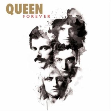 Queen LP - Forever (Plus Bonus 12 Inch) (Vinyl)