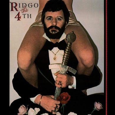 LP - Ringo The 4Th (Limited Anniversary Edition) (Translucent Valentine's Day Red Vinyl)