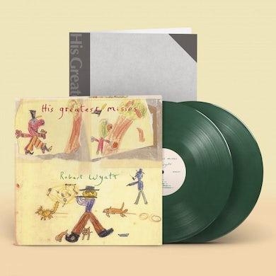 LP - His Greatest Misses (Green Vinyl)