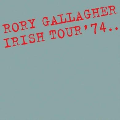 LP - Irish Tour '74 (Vinyl)
