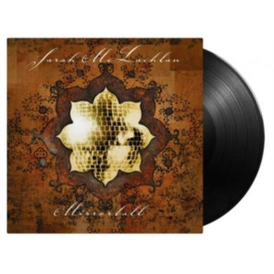 Sarah Mclachlan LP - Mirrorball (Coloured Vinyl)