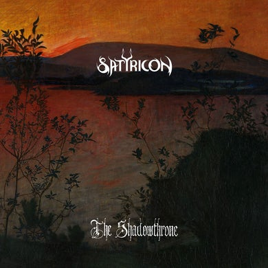 LP - The Shadowthrone (2021) (Vinyl)