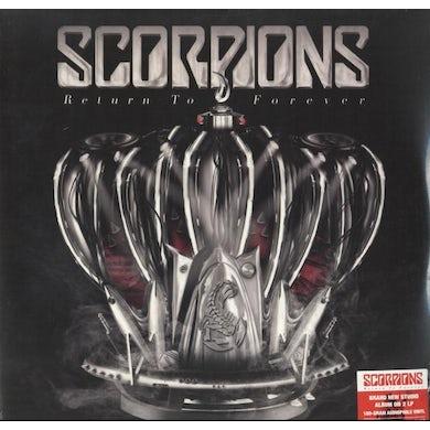 Scorpions LP - Return To Forever (2Lp / 180G / Dl Card / Gatefold) (Vinyl)