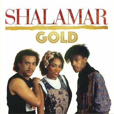 Shalamar LP - Gold (Gold Vinyl)