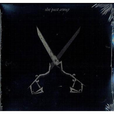 She Past Away LP - X (Vinyl)