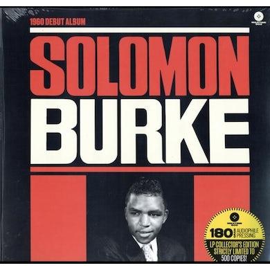 LP - Solomon Burke (1960 Debut Album) (Limited Edition) (Vinyl)