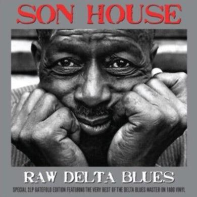 LP - Raw Delta Blues (Vinyl)