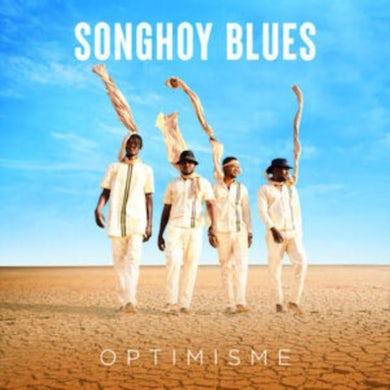 Songhoy Blues LP - Optimisme (Vinyl)