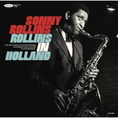 LP - Rollins In Holland: The 1967 Studio & Live Recordings (Black Friday 2020) (Vinyl)