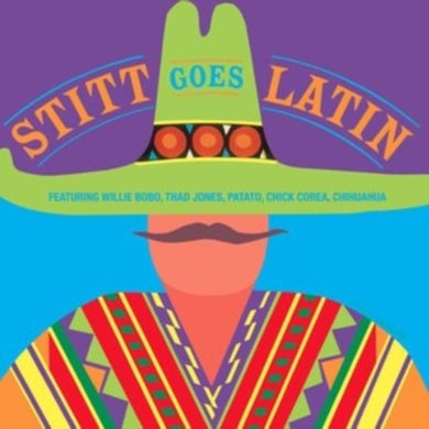LP - Stitt Goes Latin (Vinyl)