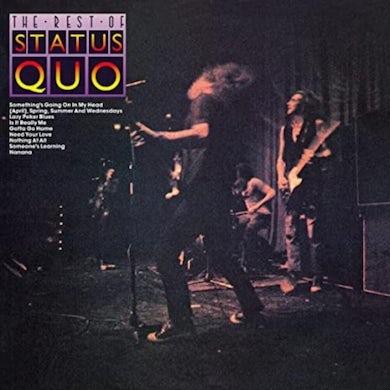 LP - The Rest Of Status Quo (RSD2021) (Vinyl)
