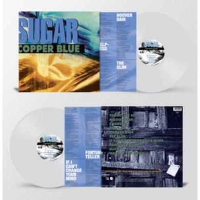 LP - Copper Blue (Clear Vinyl)