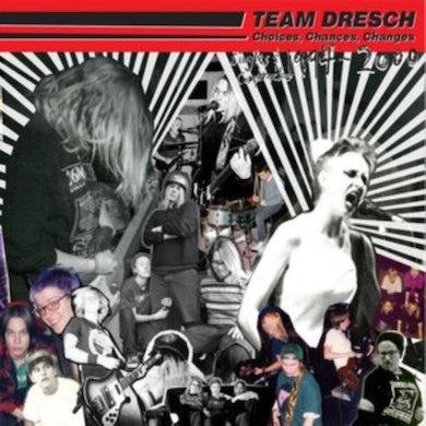 Team Dresch LP - Choices. Chances. Changes (Rsd 2020) (Vinyl)