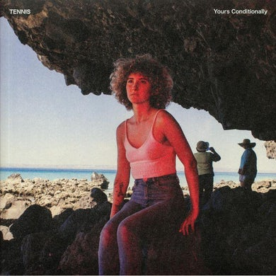 LP - Yours Conditionally - Pink And Blue Coloured Vinyl