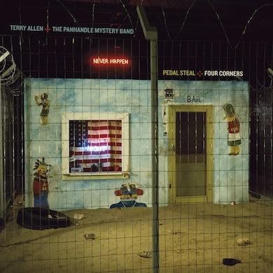 LP - Pedal Steal + Four Corners (Coloured Vinyl)