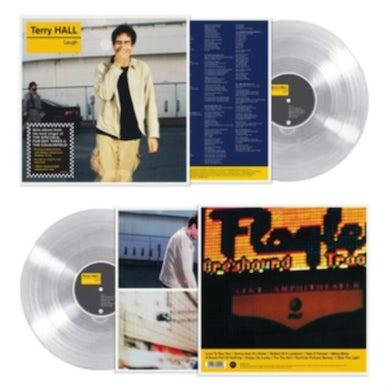 Terry Hall LP - Laugh (Clear Vinyl)
