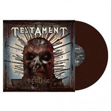 LP - Demonic (Brown Vinyl)
