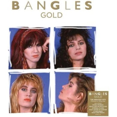 The Bangles LP - Gold (Vinyl)