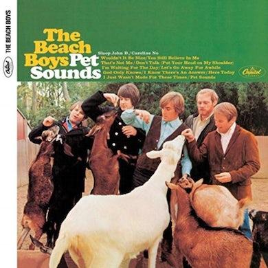 LP - Pet Sounds (Mono) (Vinyl)