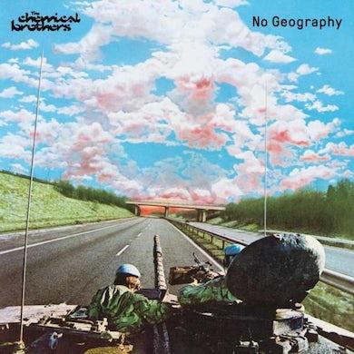 LP - No Geography (Vinyl)
